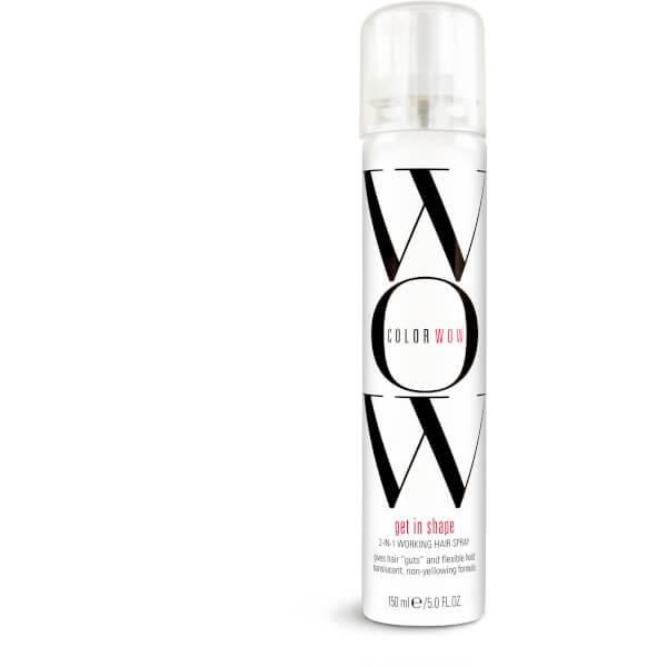 Spray de Pelo Get in Shape de Color WOW150 ml