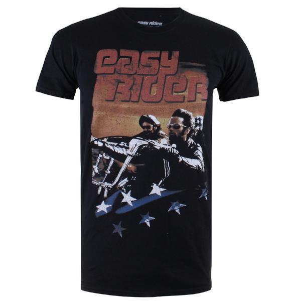 Easy Rider Men's Classic T-Shirt - Black