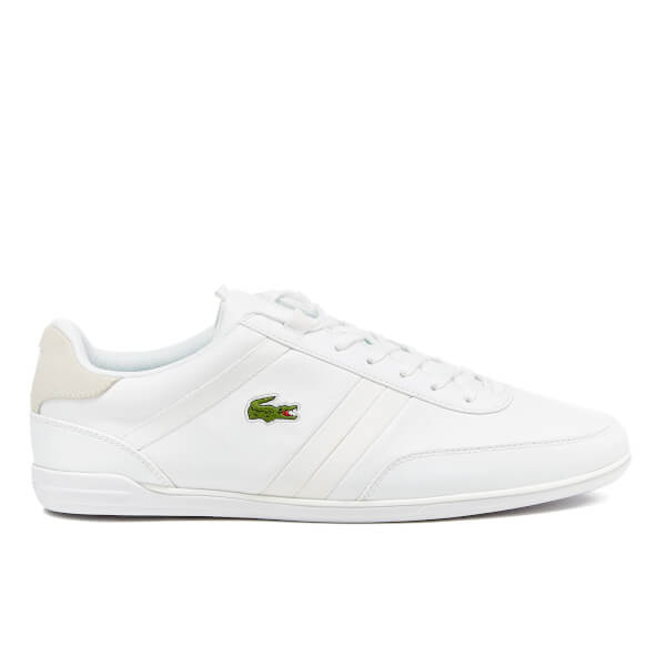 Lacoste Men's Giron 416 1 Low Profile Trainers - White