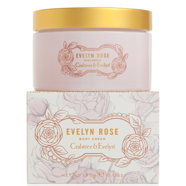 Crème pour le corps Evelyn Rose Crabtree & Evelyn170 g