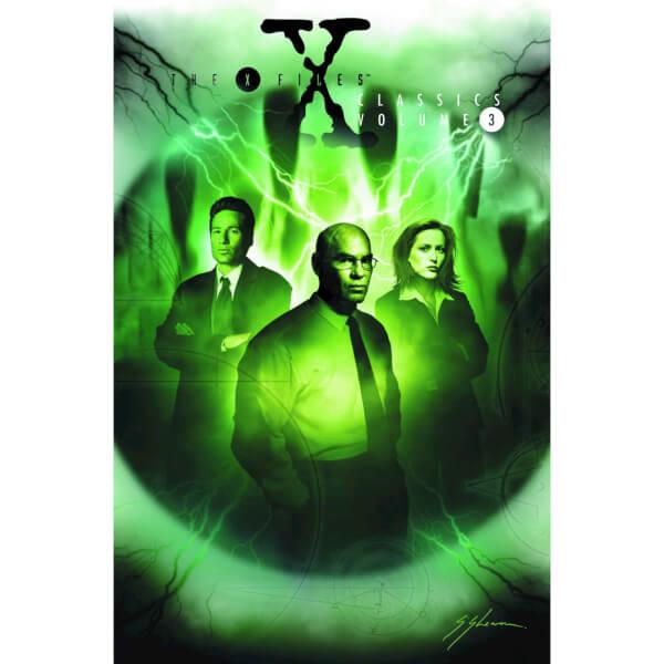 The X-Files: Classics - Volume 3 Graphic Novel