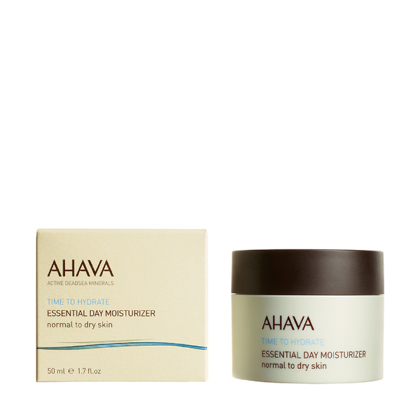 AHAVA Essential Day Moisturiser for Normal to Dry Skin