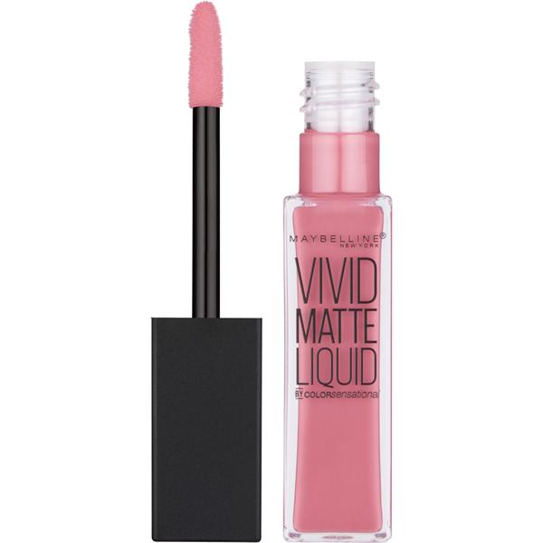 Maybelline Color Sensational Vivid Matte Liquid Lipstick 8ml (Various Shades)