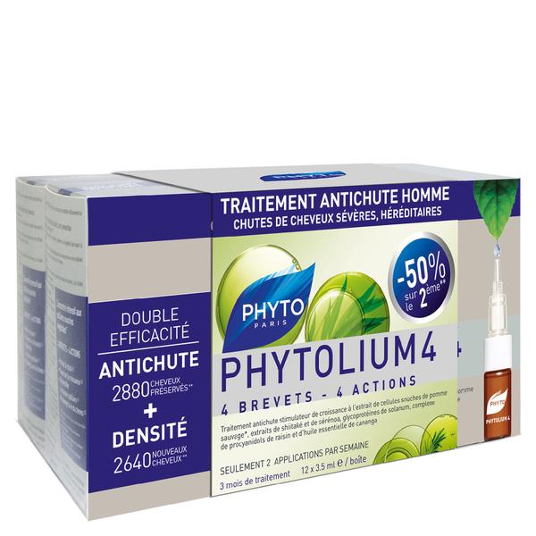 Phyto Phytolium Treatment Duo 3.5ml