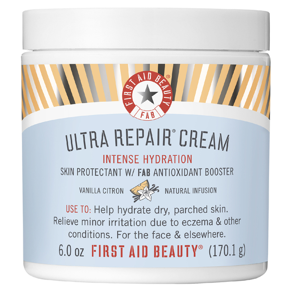 First Aid Beauty Ultra Repair® Vanilla Citron Cream (170g)