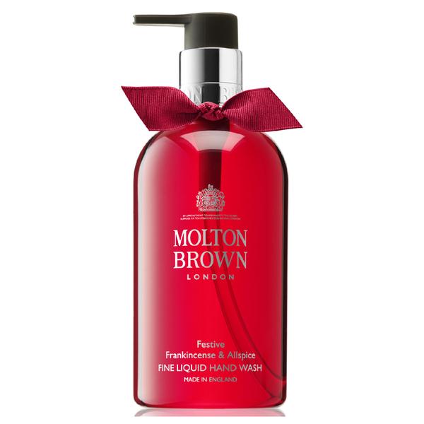 Molton Brown Festive Frankincense & Allspice Fine Liquid Hand Wash 300ml