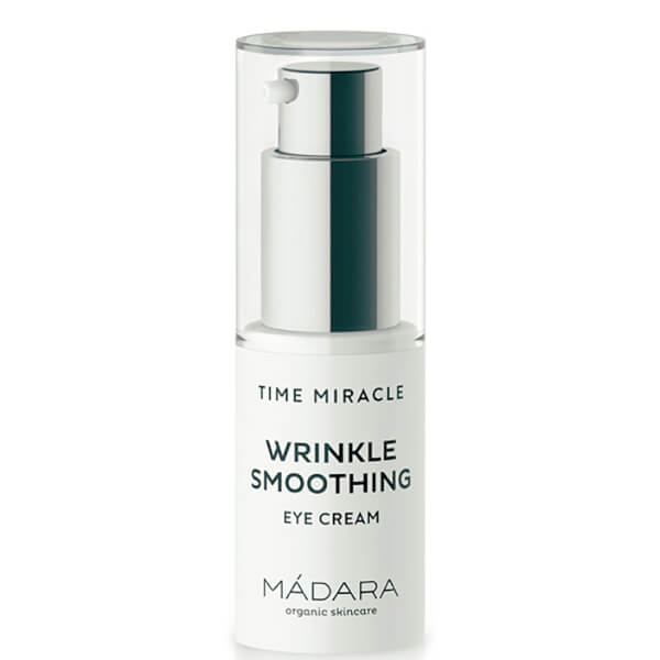 MÁDARA Time Miracle Wrinkle Smoothing Eye Cream 15ml