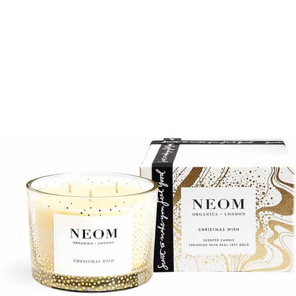 NEOM Organics Christmas Wish 3 Wick Candle