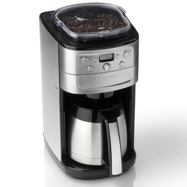 Cuisinart DGB900BCU Grind & Brew Plus Coffee Maker Homeware TheHut.com