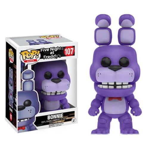 Five Nights at Freddy's Bonnie Pop! Vinyl Figure