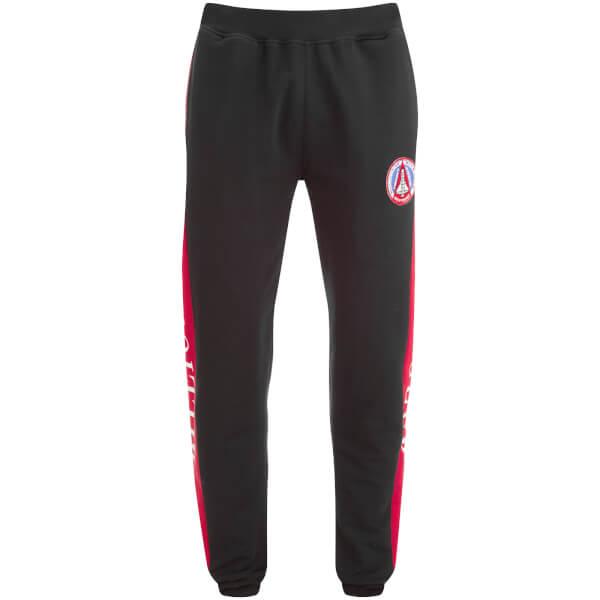 Billionaire Boys Club Men's Approach and Landing Sweatpants - Black/Red