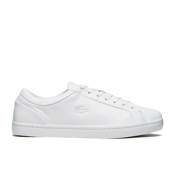 Lacoste Men's Straightset 316 1 Cam Trainers - White