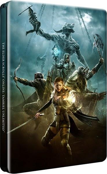 The Elder Scrolls Online: Gold Edition Steelbook Edition