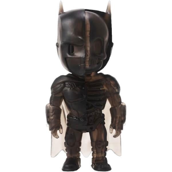 DC Comics XXRAY Figure Batman Clear Black Edition 10 cm