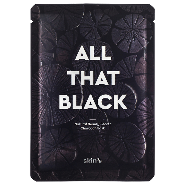 Skin79 All That Black Mask 25g