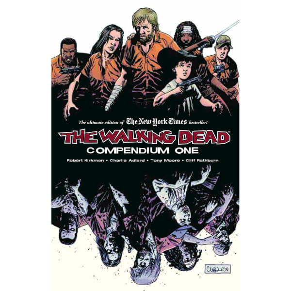 The Walking Dead: Compendium - Volume 1 Graphic Novel