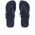 Havaianas Unisex Top Flip Flops - Navy: Image 1
