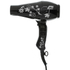 Parlux 3200 Flowers Hair Dryer - Black/Silver: Image 1