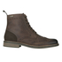 Barbour Men's Belsay Derby Brogue Boots - Dark Tan: Image 1