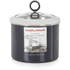 Morphy Richards Accents Small Storage Canister - Black: Image 3