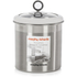 Morphy Richards Accents Large Storage Canister - Stainless Steel: Image 4