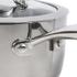Morphy Richards 79812 Pro Tri 3 Piece Pan Set - Stainless Steel: Image 2