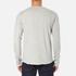 Edwin Men's Terry Long Sleeve T-Shirt - Grey Marl: Image 3