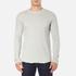 Edwin Men's Terry Long Sleeve T-Shirt - Grey Marl: Image 1