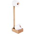 Wireworks Mezza Natural Oak Freestanding Roll Holder: Image 3