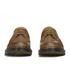 Dr. Martens Men's Milled Dorian 3-Eye Leather Shoes - Brown: Image 4