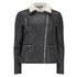 ONLY Women's Biker Jacket - Black: Image 1