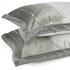 Catherine Lansfield Gatsby Pillowcase - Pair - Silver: Image 3