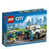 LEGO City: Pick-up sleepwagen (60081): Image 1