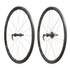 Campagnolo Bora Ultra 35 Tubular Dark Label Wheelset: Image 1