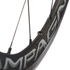 Campagnolo Bora Ultra 35 Clincher Dark Label Wheelset: Image 6