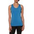Asics Women's Running Tank Top - Jeans Blue: Image 1