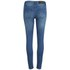 Cheap Monday Women's 'Second Skin' High Waisted Skinny Jeans - Whispy Blue: Image 4