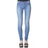 Cheap Monday Women's 'Second Skin' High Waisted Skinny Jeans - Whispy Blue: Image 2