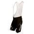 Etixx Quick-Step Replica Bib Shorts - White/Black: Image 3