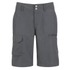 Columbia Women's Silver Ridge 10 Inch Cargo Shorts - Grill Grey: Image 1
