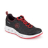 Columbia Womens Megavent Hybrid Shoes - Black/Red Hibiscus: Image 2