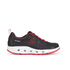 Columbia Womens Megavent Hybrid Shoes - Black/Red Hibiscus: Image 1