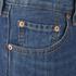 Levi's Women's 501 Cali Cool Mid Rise Tapered Jeans - Dark Indigo: Image 3