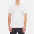 Levi's Men's Slim 2 Pack Crew T-Shirts - White/White: Image 2