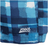 Zoggs Men's Water Check Scarborough 19 Inch Swim Shorts Blue Check: Image 3