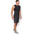 Under Armour Men's Armour HeatGear Sleeveless Training T-Shirt - Black/Steel: Image 3