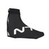 Nalini Black Label Nanodry Shoe Covers - Black: Image 1