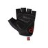 Nalini Accessories Red Gloves - Black: Image 2