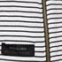 Religion Men's Marley Stripe Vest - White/Black: Image 3