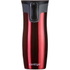 Contigo West Loop Autoseal Travel Mug with Lock (470ml) - Red: Image 1